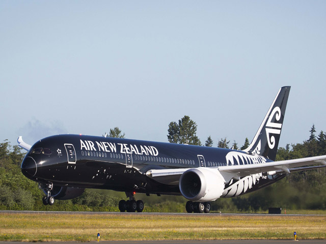 Air New Zealand Airline Ratings