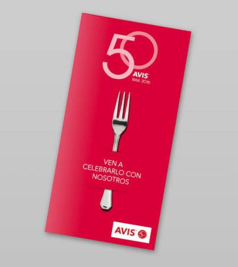 AVIS 50 Años