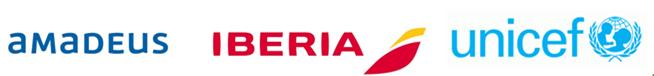 Iberia Unicef Amadeus
