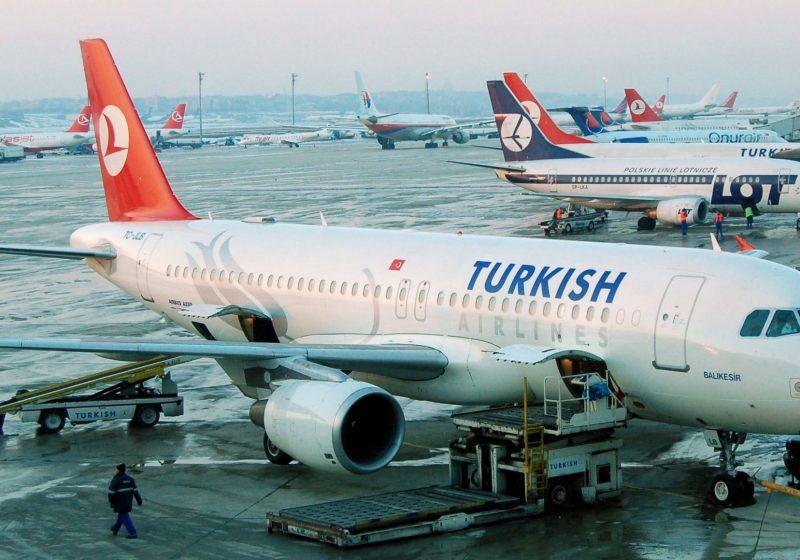 Damos la bienvenida a Turkish Airlines como nuevo socio colaborador
