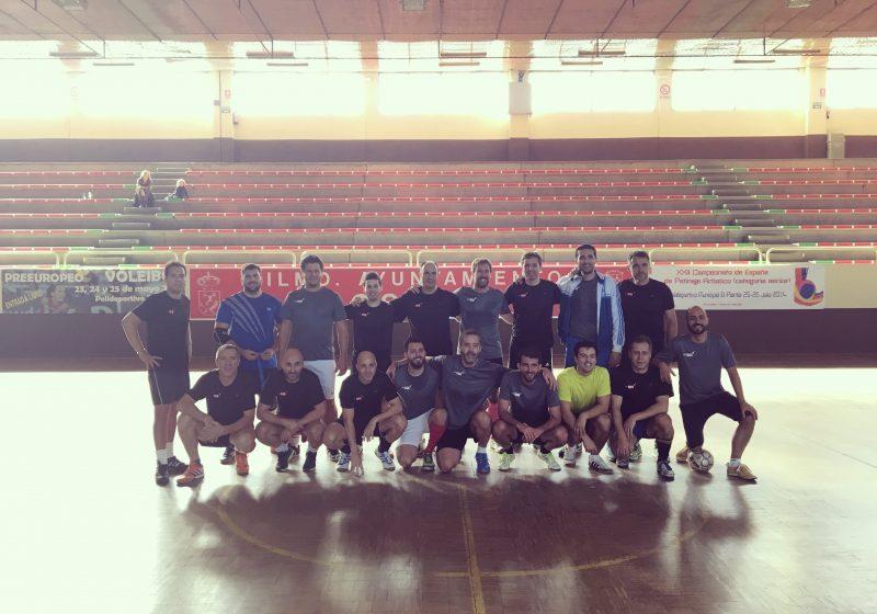 Evento deportivo AEGVE: ¡Somos un partidazo!