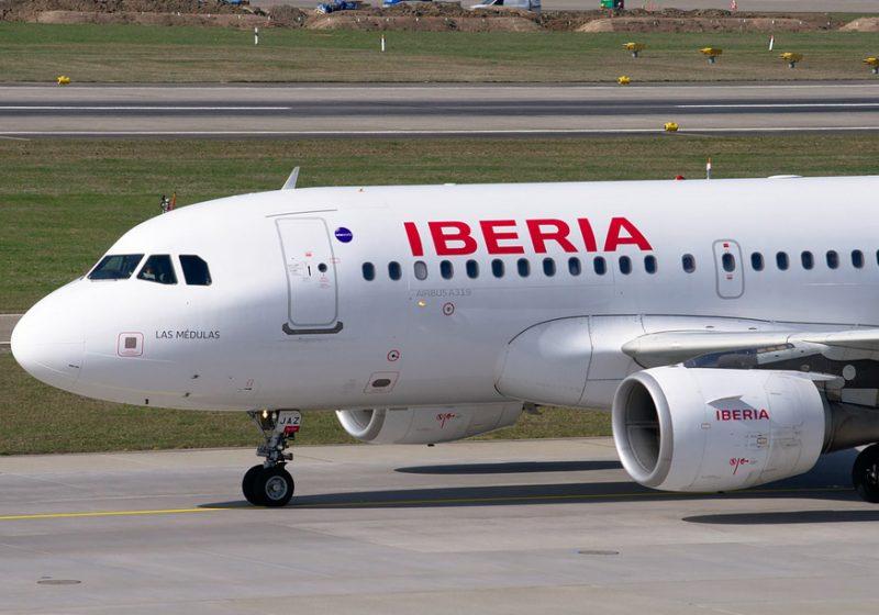 Iberia celebró este jueves 90 años de su primer vuelo