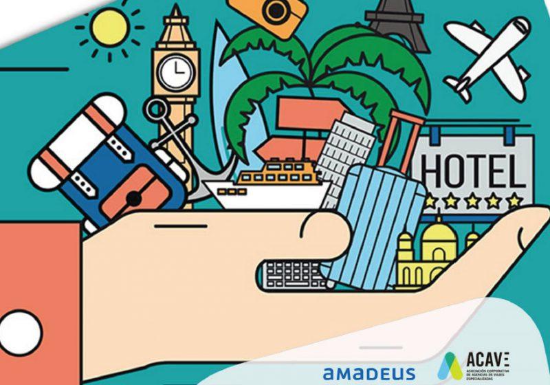 Tendencias y previsiones de futuro para el sector de las agencias de viaje