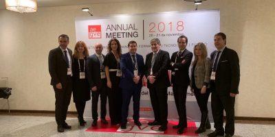 AEGVE Annual Meeting 2018 ¿Te apuntas al futuro del Travel Management?