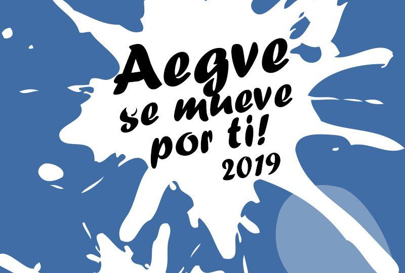 AEGVE se mueve por ti: Carrera solidaria de 5 o 10 km