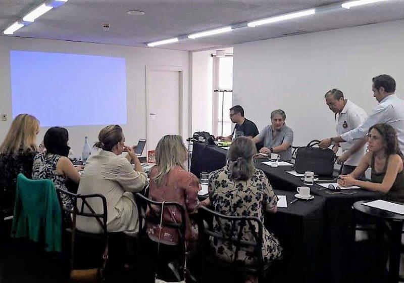 AEGVE en Murcia, jornada de trabajo y conocimiento en la región