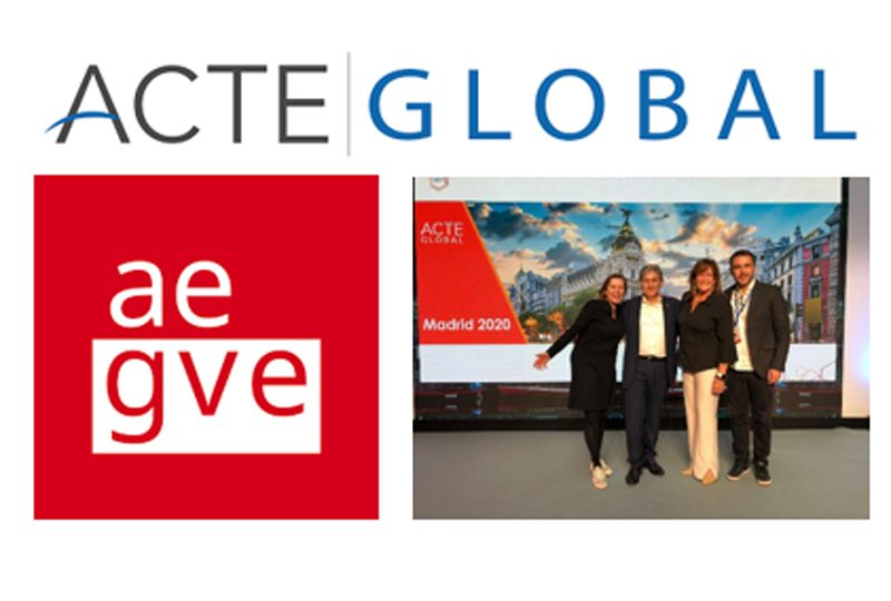 AEGVE consigue para MADRID el GLOBAL SUMMIT 2020 de ACTE