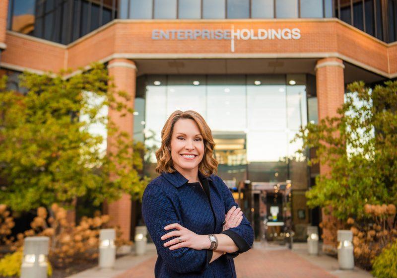 Chrissy Taylor, nombrada CEO de Enterprise Holdings