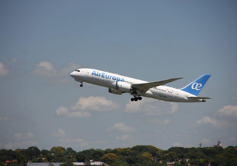 Air Europa reanudará sus vuelos a partir del 22 de junio