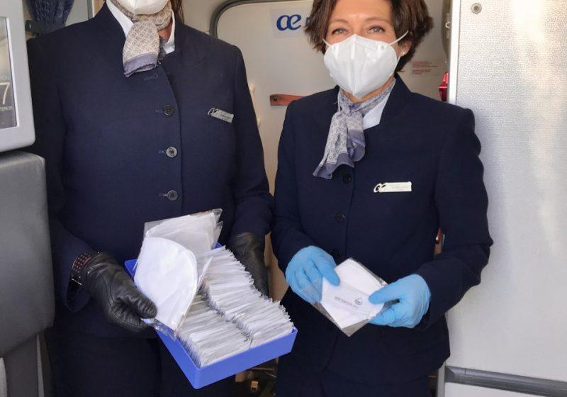 GRÁFICO | ¿Qué medidas de seguridad sanitaria han tomado las principales aerolíneas del mundo?