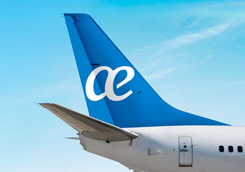 Air Europa aumenta el tráfico de pasajeros en un 14%