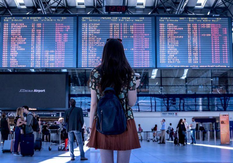 Los españoles empiezan a perder el miedo a viajar al extranjero