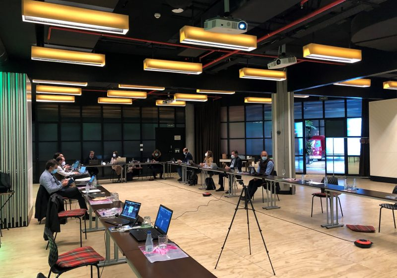AEGVE comienza el año compartiendo información:  primera jornada del 2021 dedicada al sector del viaje corporativo y la movilidad