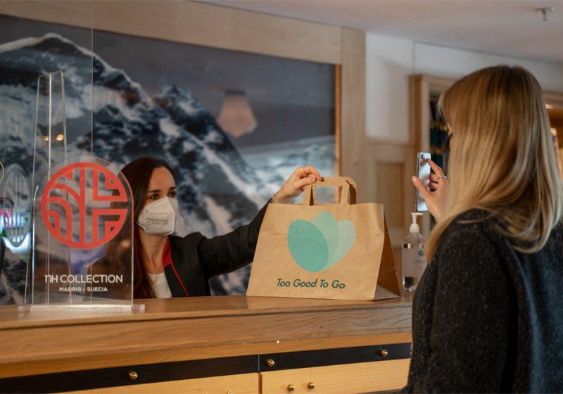 NH se posiciona para combatir el desperdicio de alimentos en sus hoteles