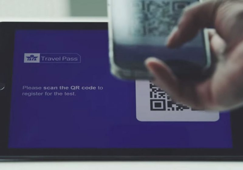 IATA TRAVEL PASS: Para viajar con un certificado de pruebas y vacunación COVID 19
