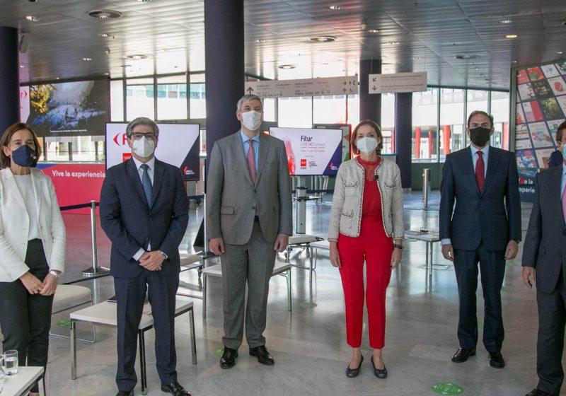 Más de 5.000 empresas de 55 países participarán en Fitur 2021