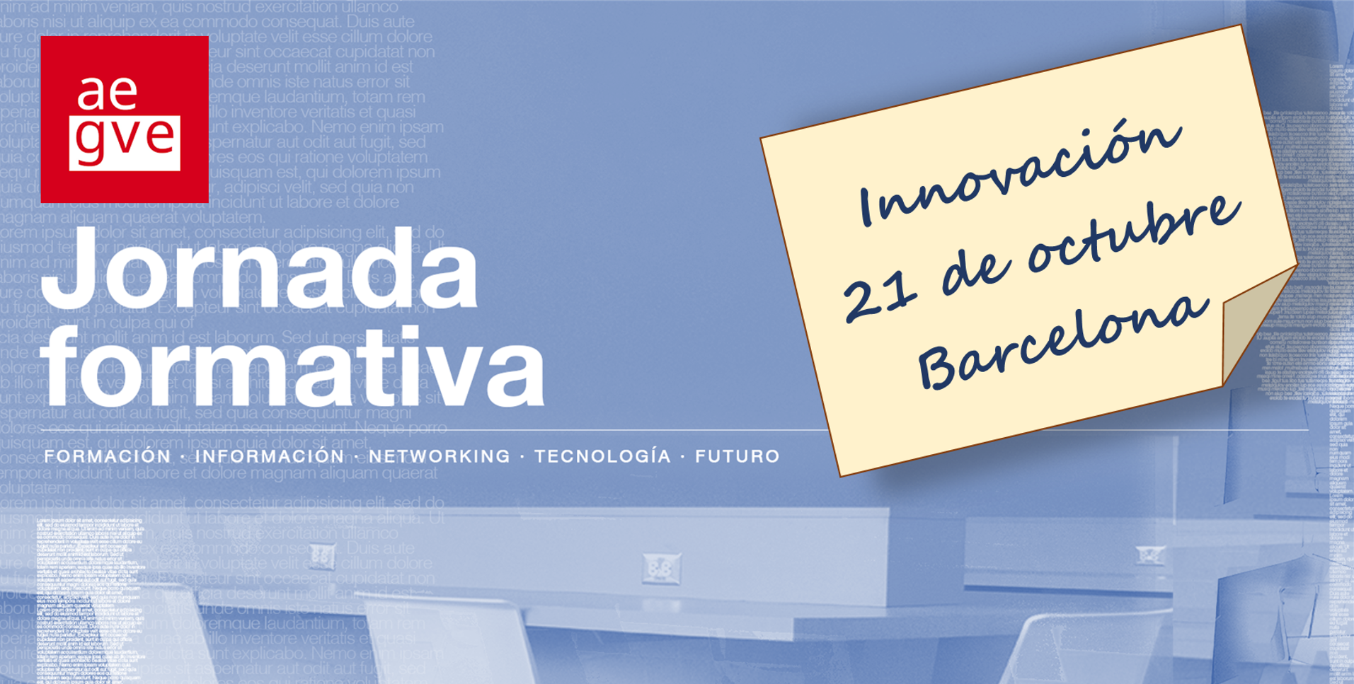 Jornada de innovación Barcelona