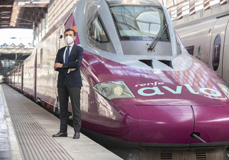AVLO espera conectar Madrid con Sevilla en 2022